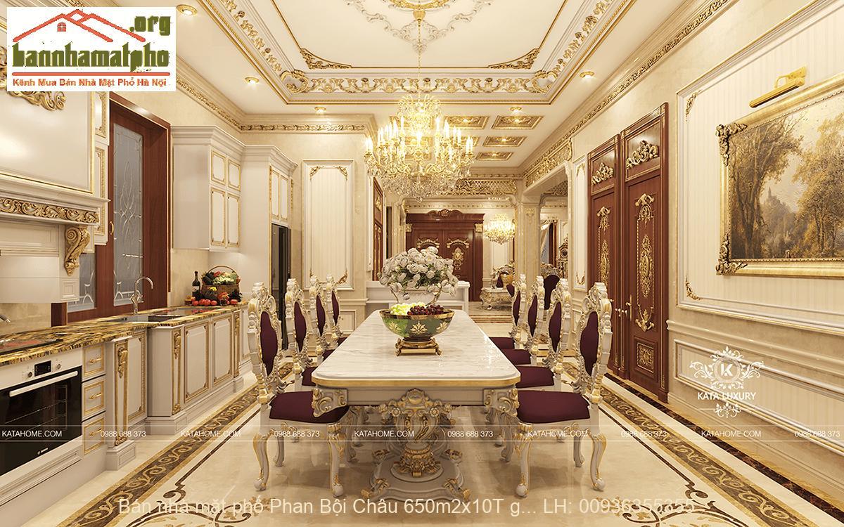 Bán nhà mặt phố Phan Bội Châu 650m2x10T giá 286tỷ