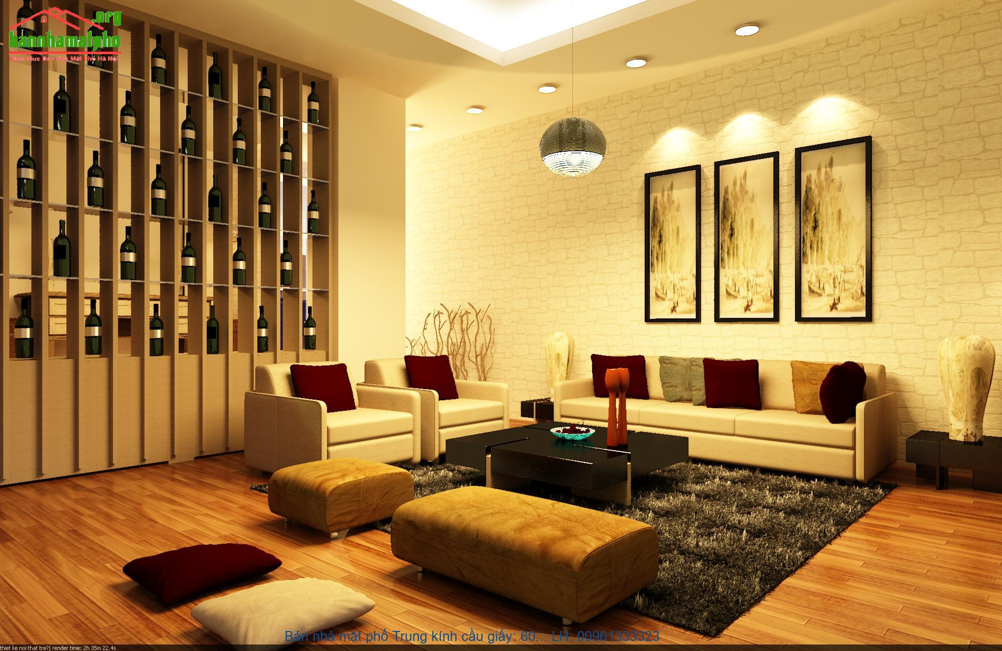 Bán nhà mặt phố Trung kính cầu giấy: 60m, 6 tầng, MT: 4,8. Giá 26,5 tỷ