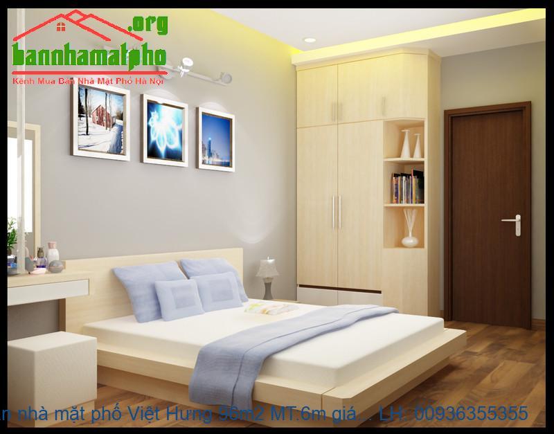 Bán nhà mặt phố Việt Hưng 96m2 MT:6m giá 12tỷ