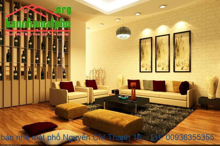 Cần bán nhà mặt phố Nguyễn Chí Thanh 160m2x8T MT:7m giá 75tỷ